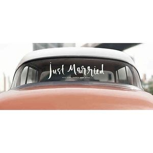 KATE SPADE - JUST MARRIED decals